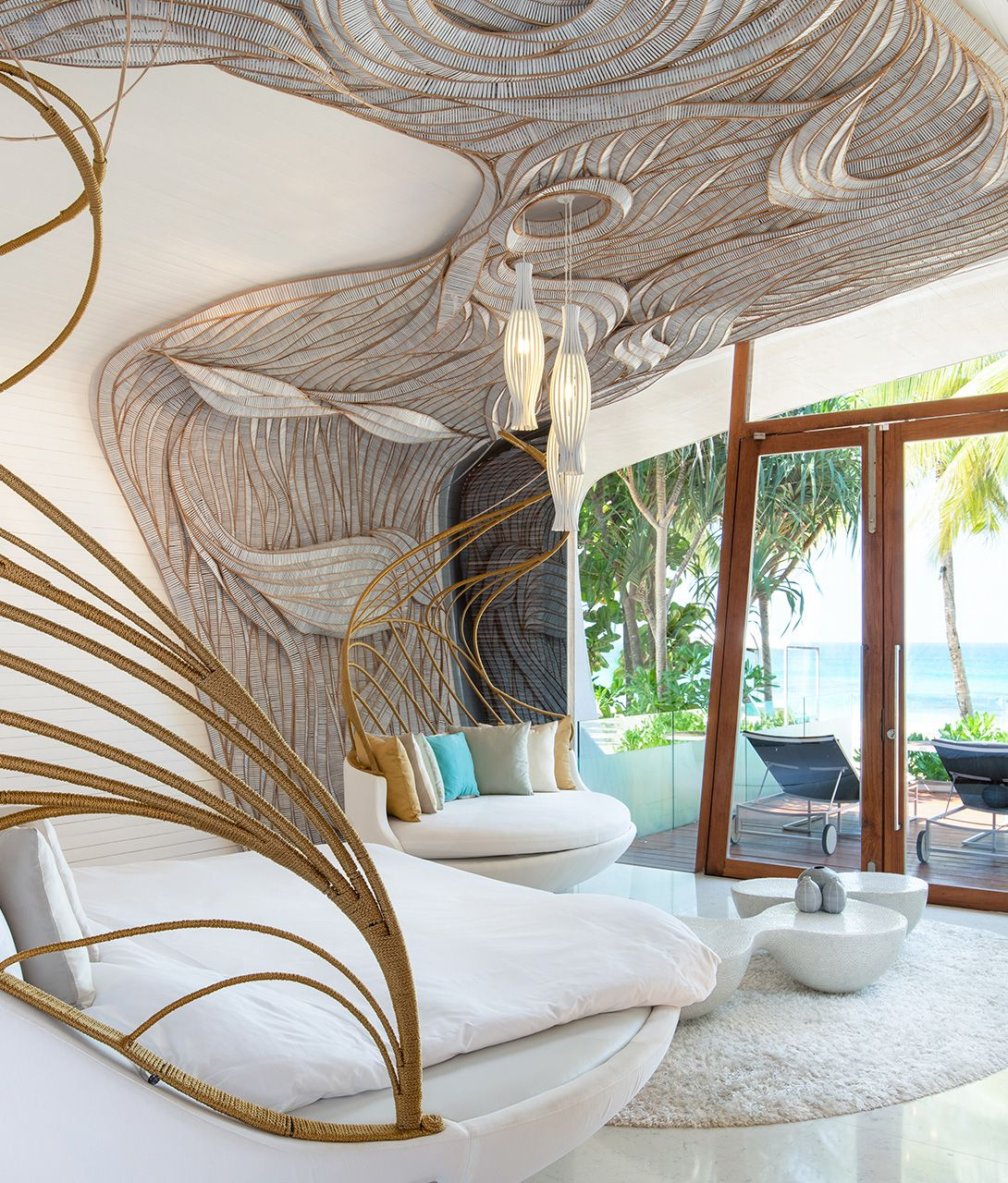 Iniala Beach House Design in Phang Nga