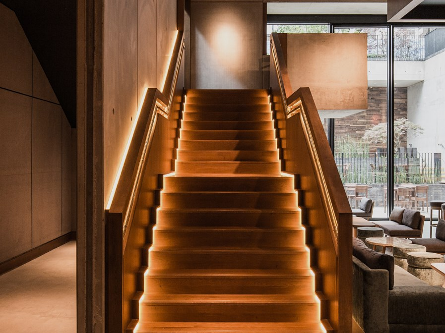 DH Blog Best Of Stairs Nobu Hotel Shoreditch Header Image