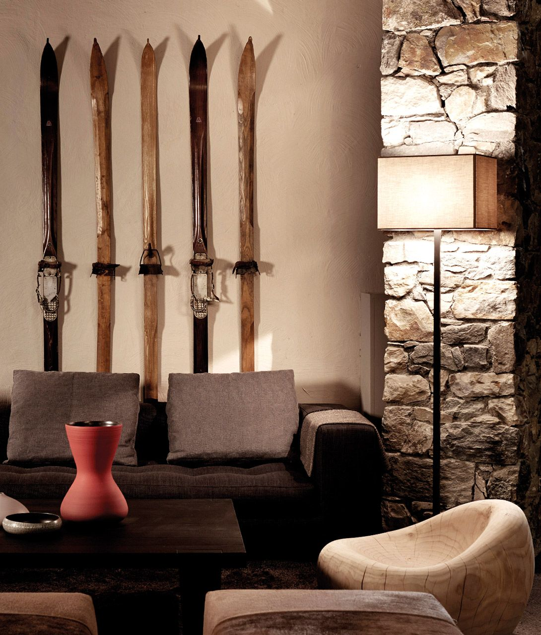Le Fitz Roy Interior in Val Thorens