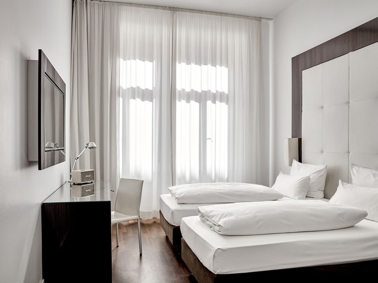The Pure Room in Frankfurt