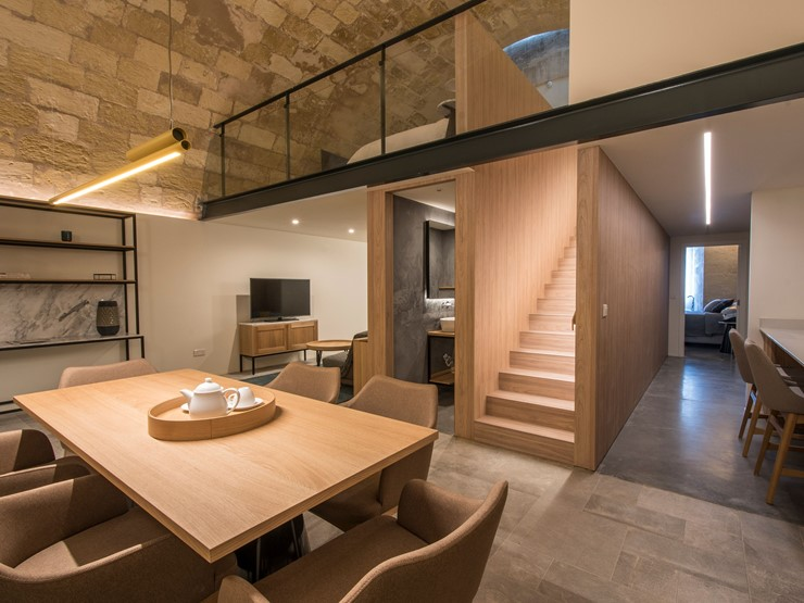 Cugo Gran Macina Grand Harbour Guestrooms in Senglea