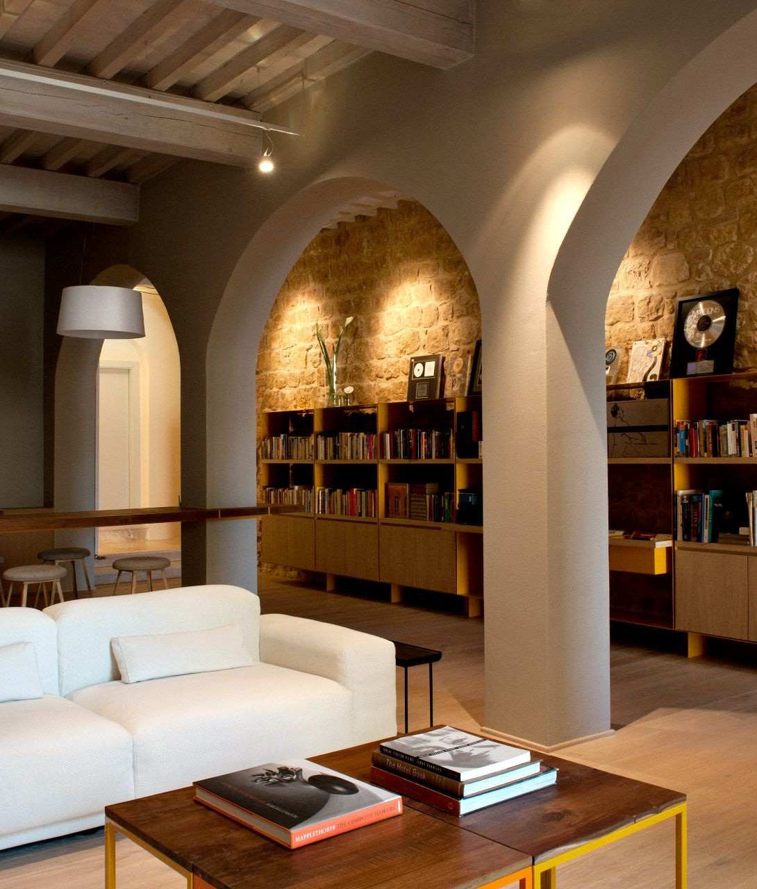 La Bandita Townhouse Lounge in Pienza