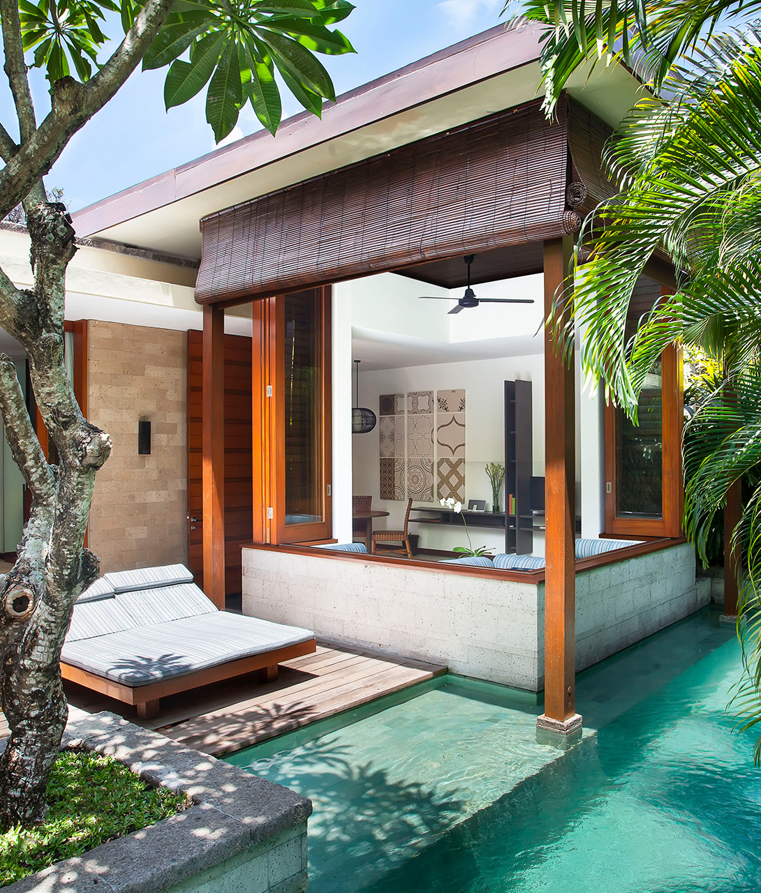 The Elysian Boutique Villa Hotel Architecture in Bali