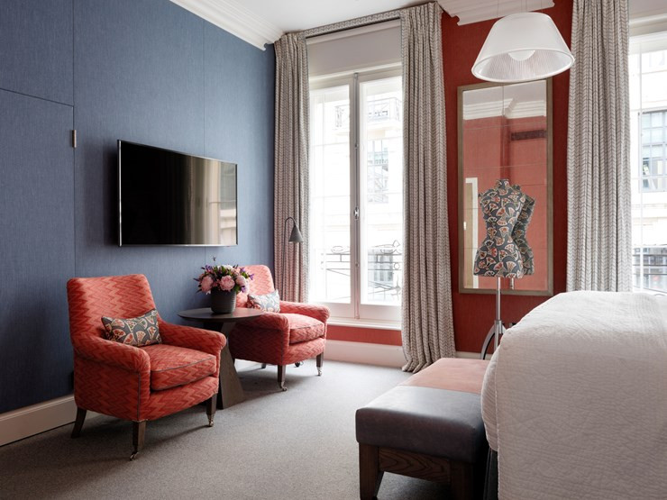 Haymarket Hotel Design in London