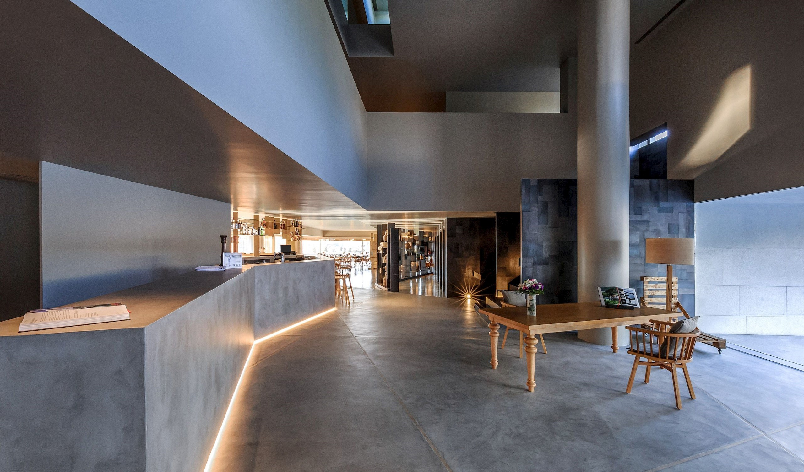 Villa C Boutique Hotel Interior Design in Vila do Conde
