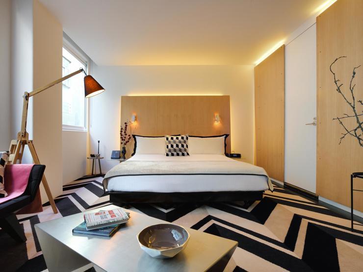 Rooms Suites At Adelphi In Melbourne Australia Design Hotels