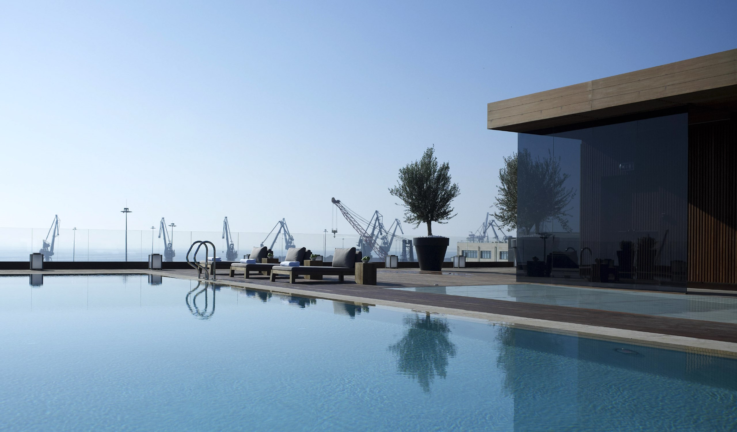 S The Met Hotel Thessaloniki Greece