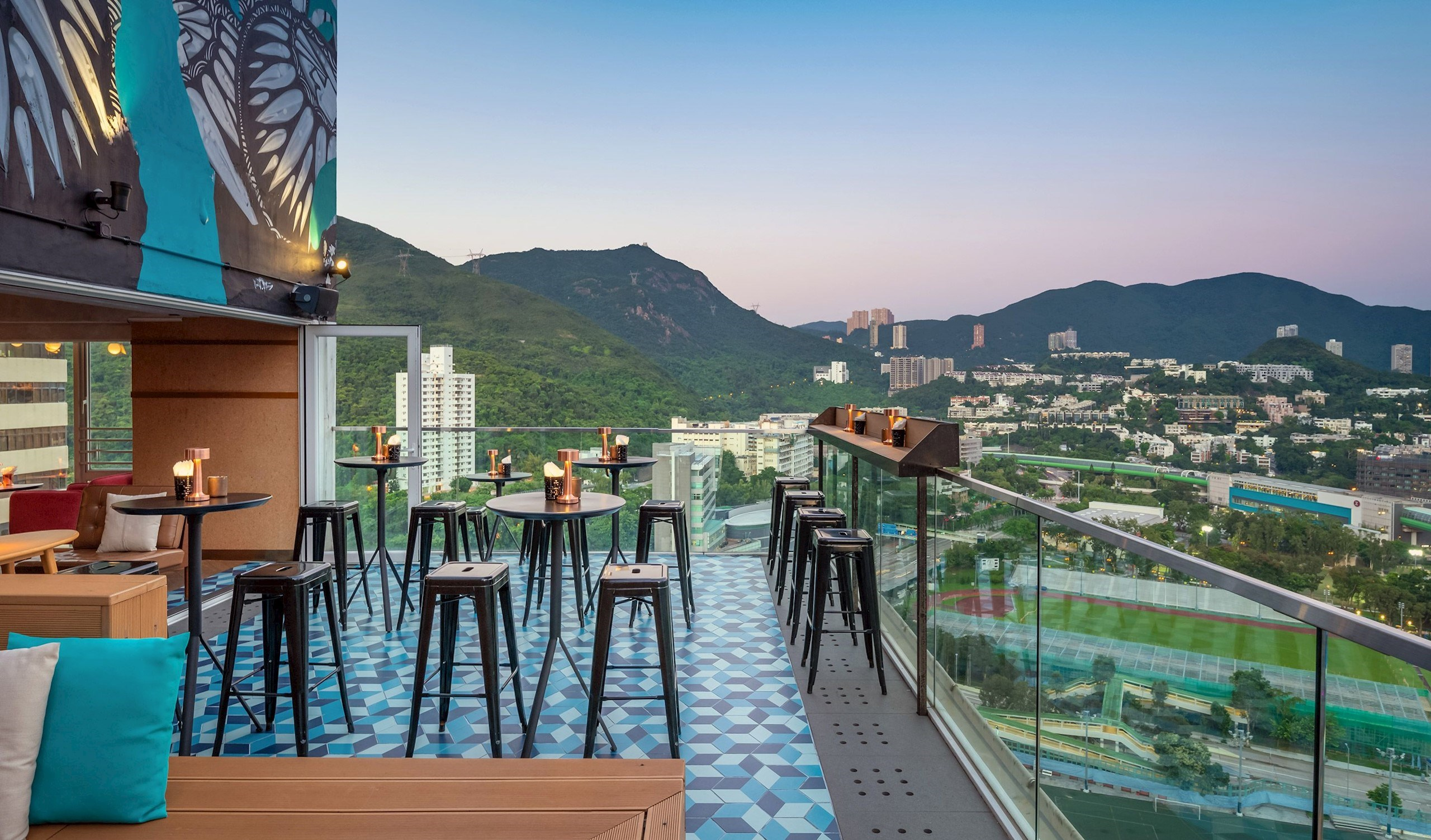 Ovolo Southside Design in Hong Kong