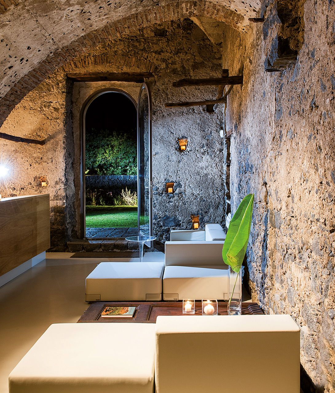 Zash Country Boutique Hotel Interior in Archi Riposto