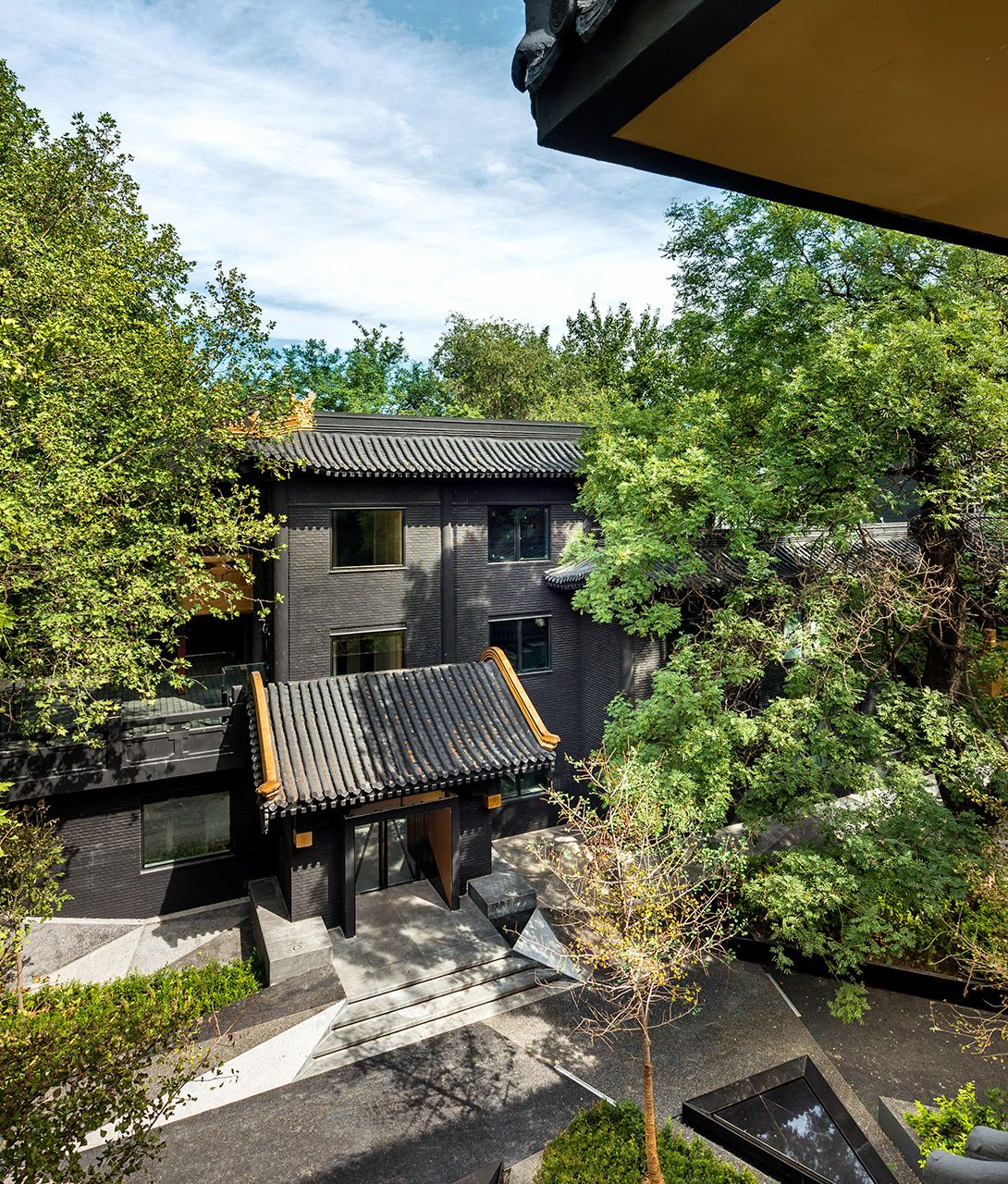 Vue Hotel Houhai Beijing Courtyard in China