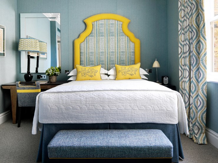 Charlotte Street Hotel, Firmdale Hotels Rooms in London