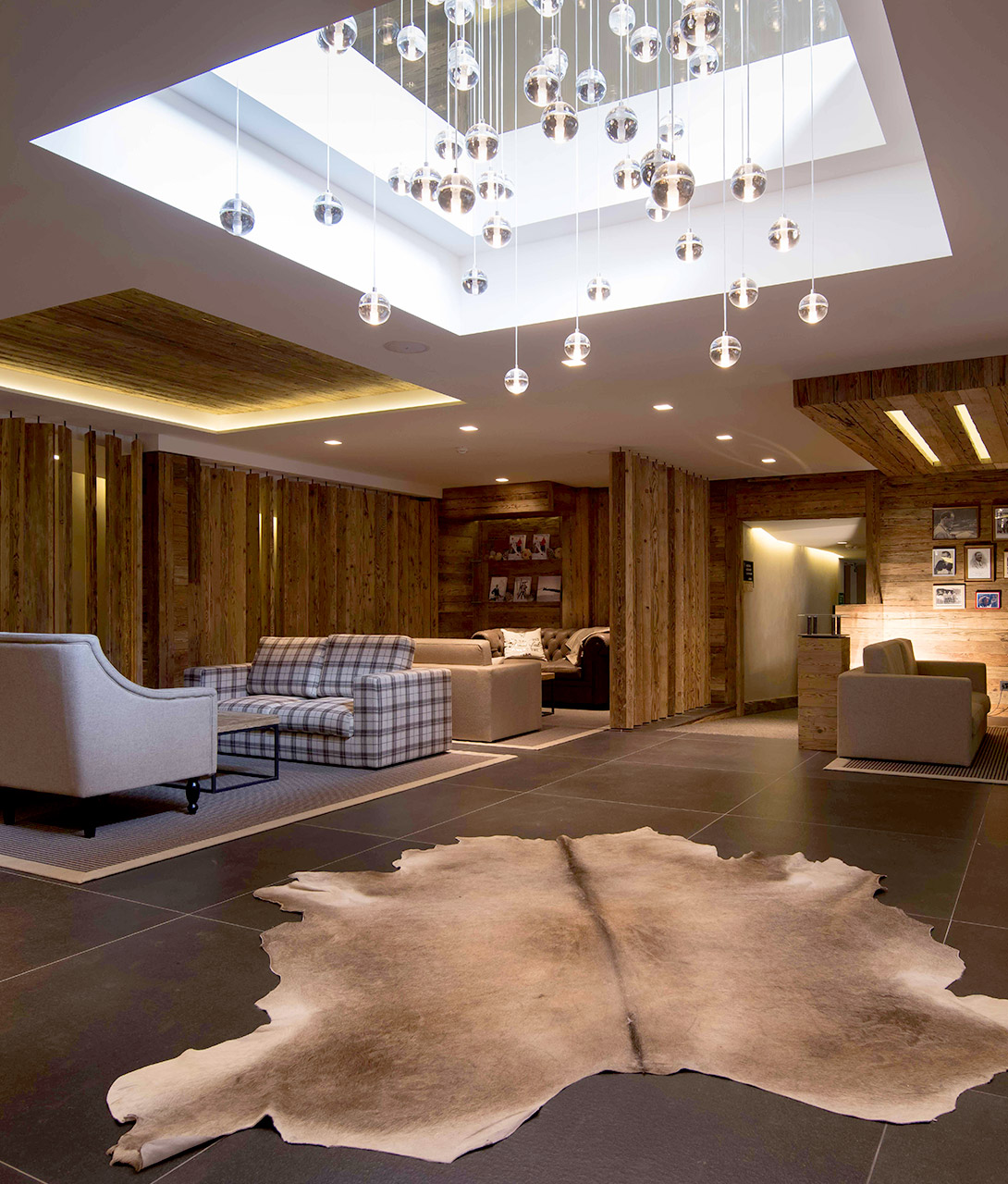Hotel De Rougemont And Spa Interior Design