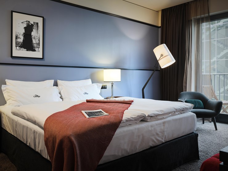 The George Guestroom in Hamburg