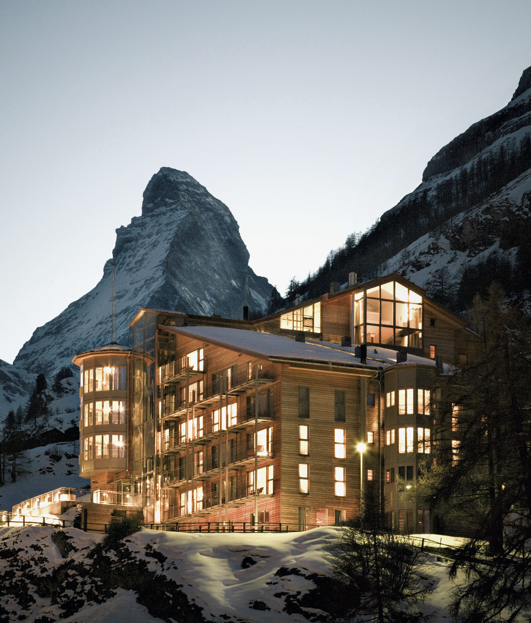 The Omnia Architecture Facade Mountain View By Winter A 01 X2