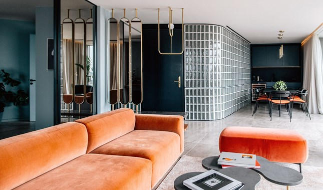 Perianth Design Details in Athens