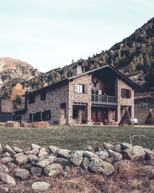 L'Ovella Negra Mountain Lodge