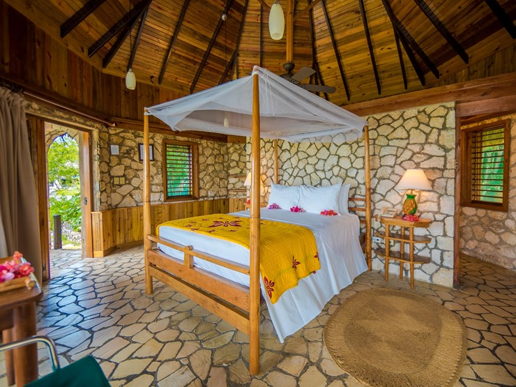 Rockhouse Hotel Interior Design on Jamaica