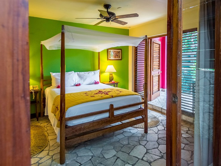 Rockhouse Hotel Furniture on Jamaica