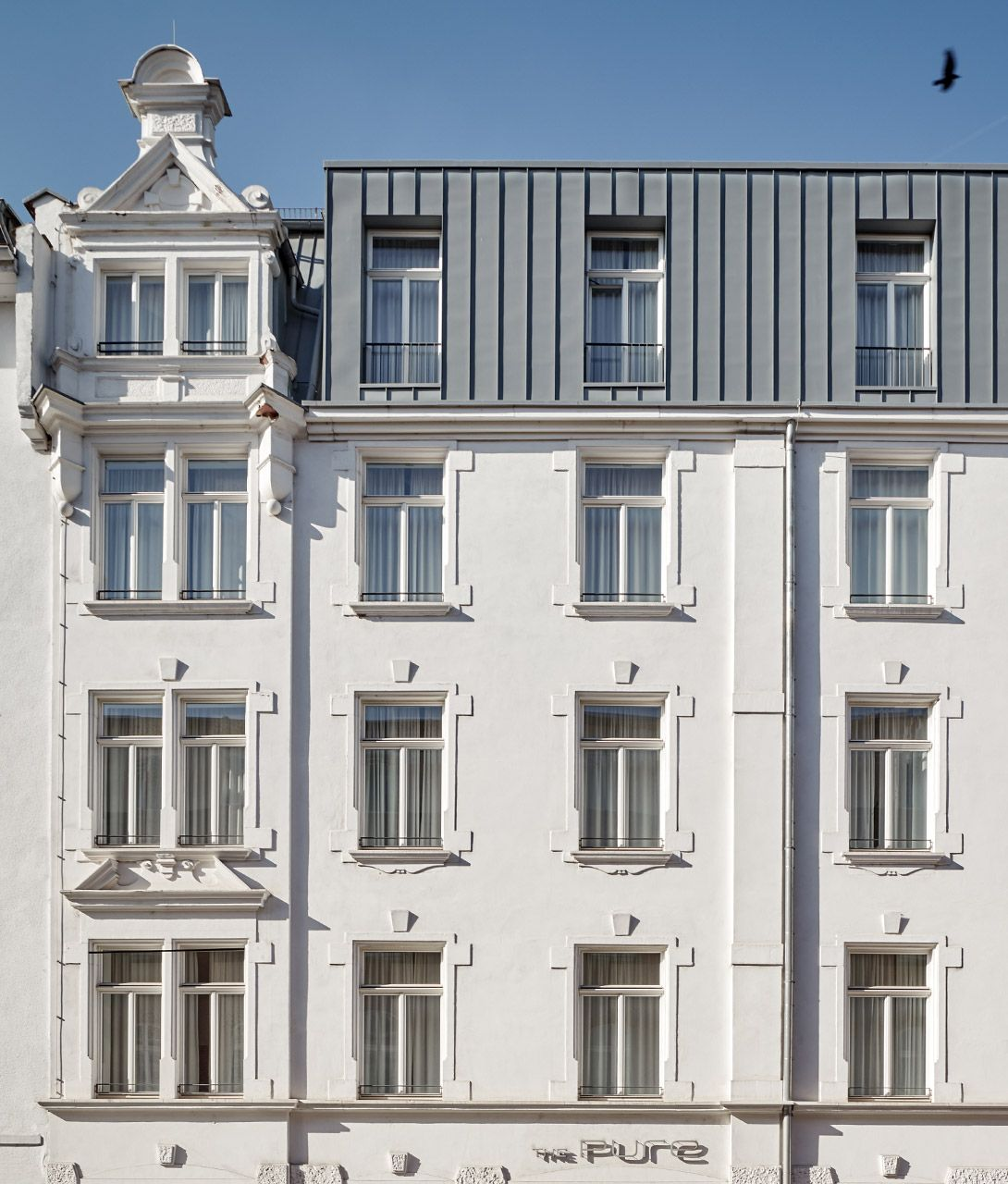 The Pure Facade in Frankfurt