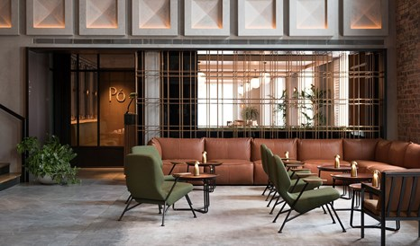 The Warehouse Hotel Design in Singapore