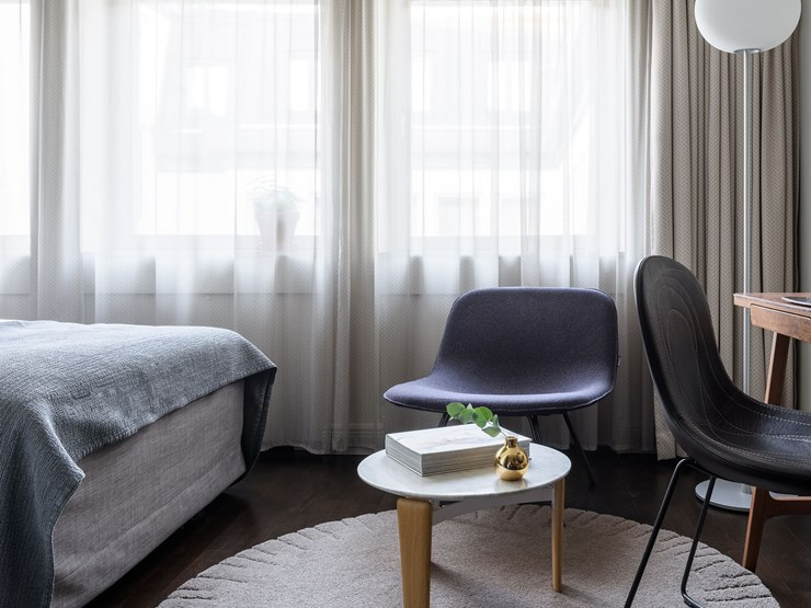 Nobis Hotel Stockholm Small Single in Stockholm