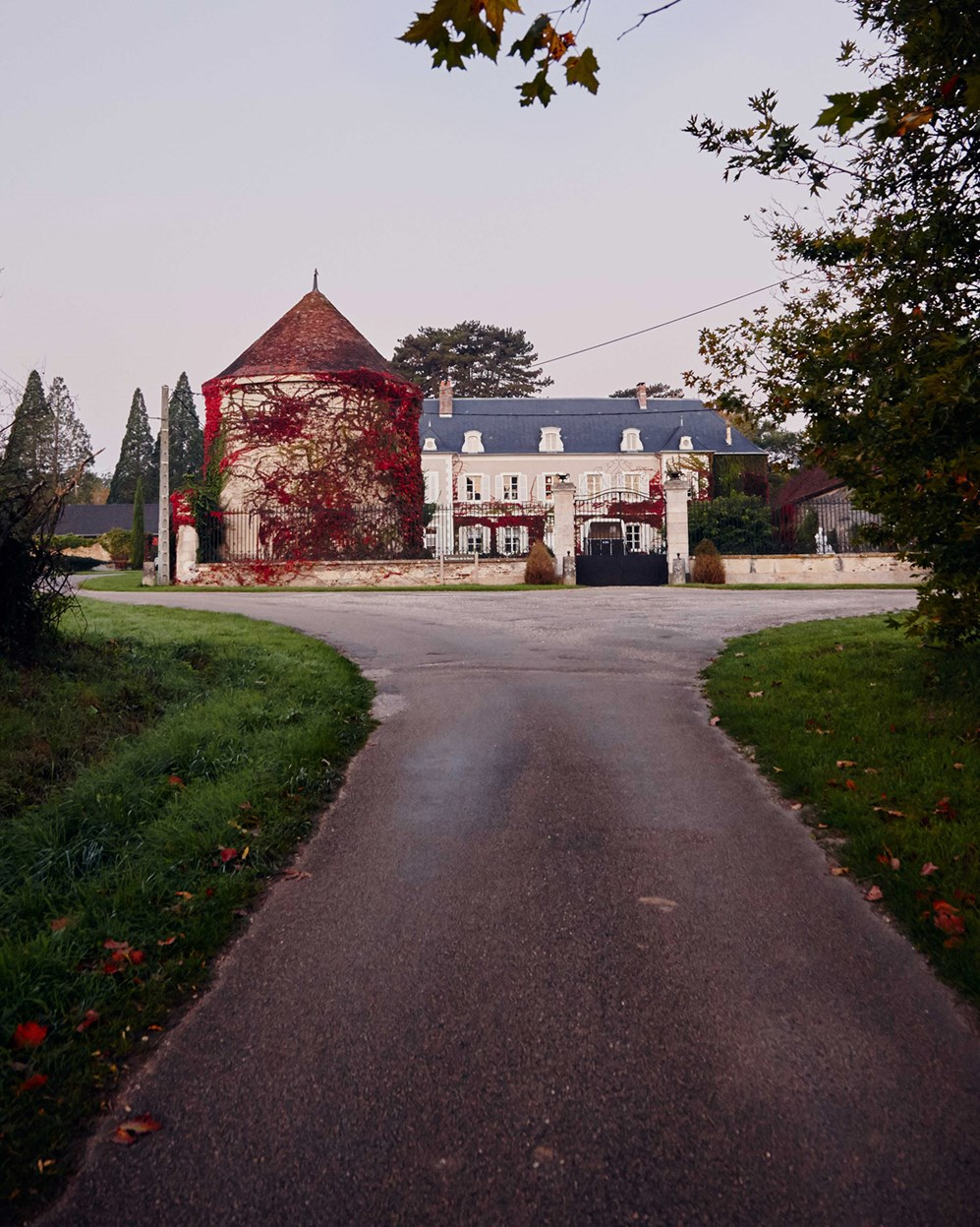 Chateau De La Resle Burgundy France Homepage Teaser NEW 3