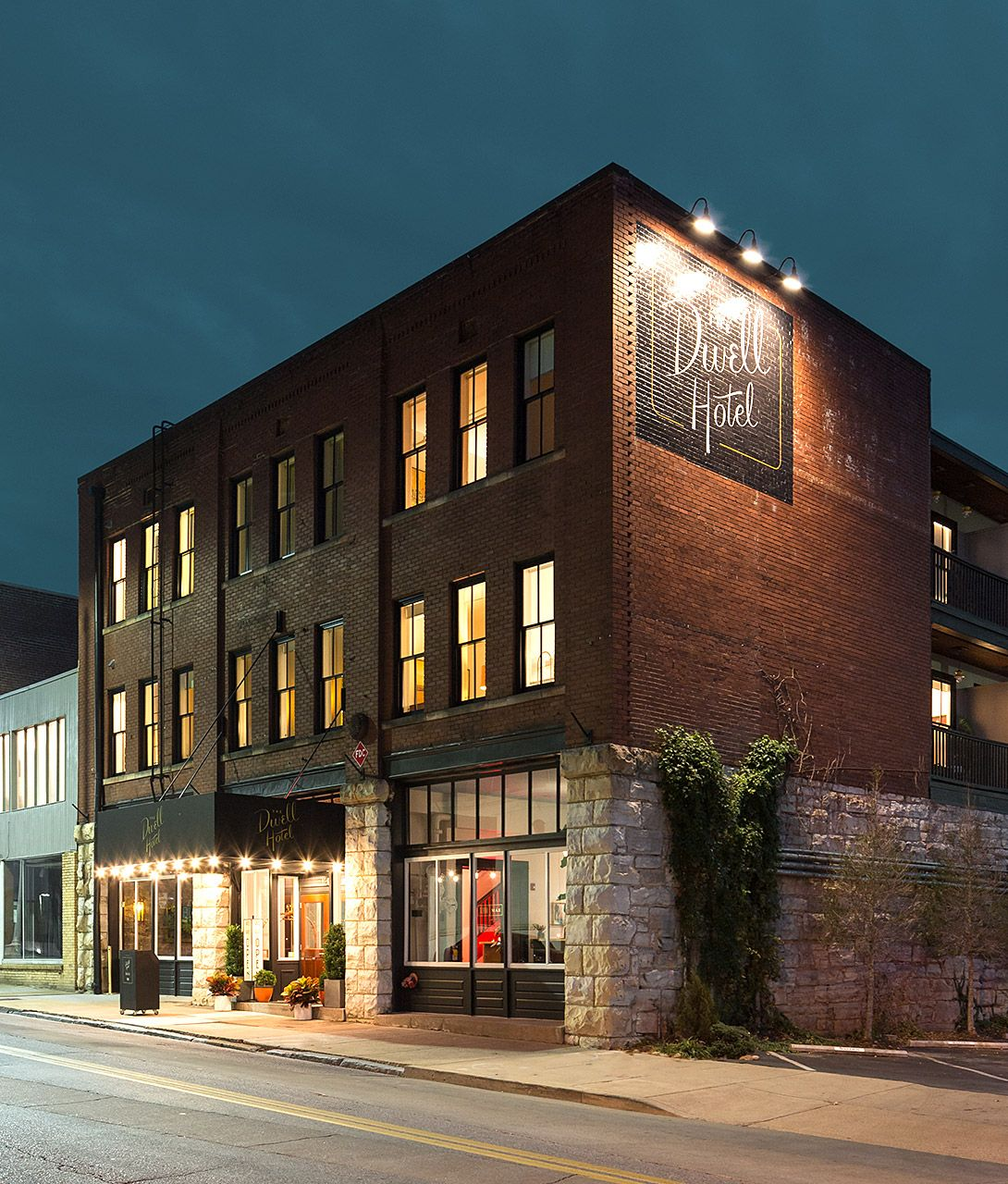 The Dwell Architecture in Chattanooga