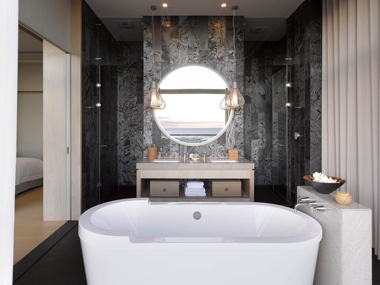 Gloria Manor Stand alone Bathtub in Kenting National Park