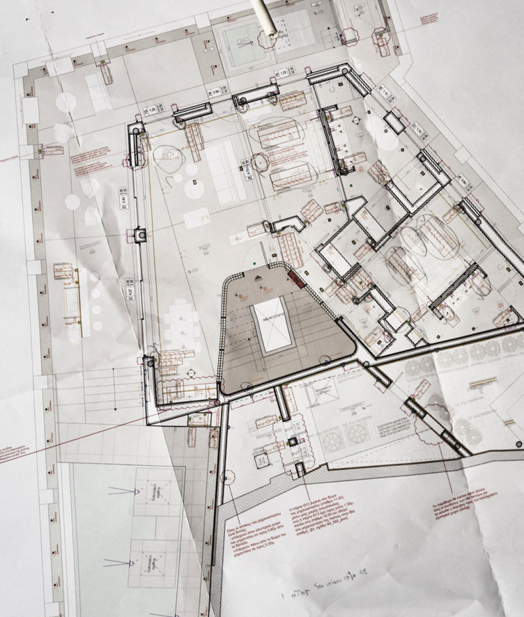 007 Perianth Hotel Architectural Drawing