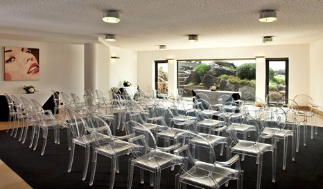 Farol Hotel Meeting Room in Cascais