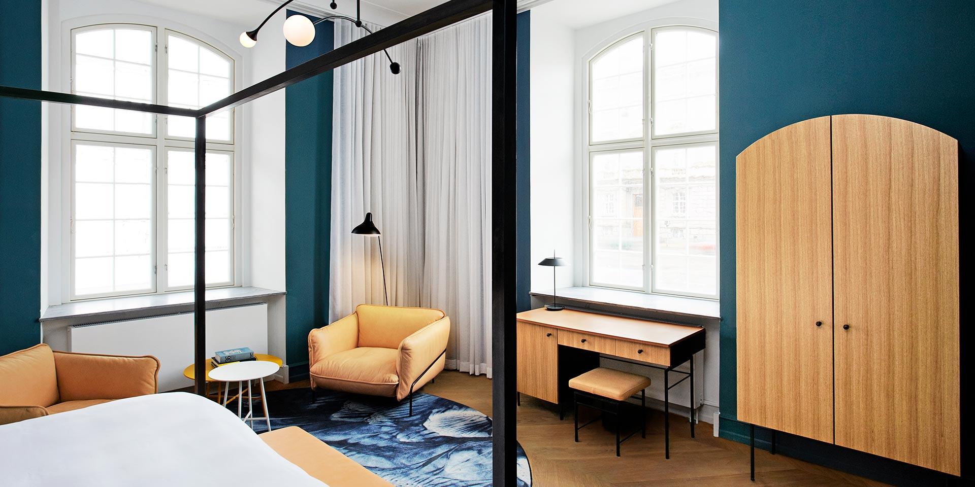 Nobis Hotel Copenhagen Copenhagen Denmark Design Hotels