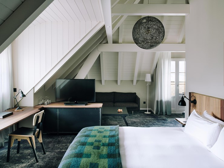 The Cambrian Rooms in Adelboden