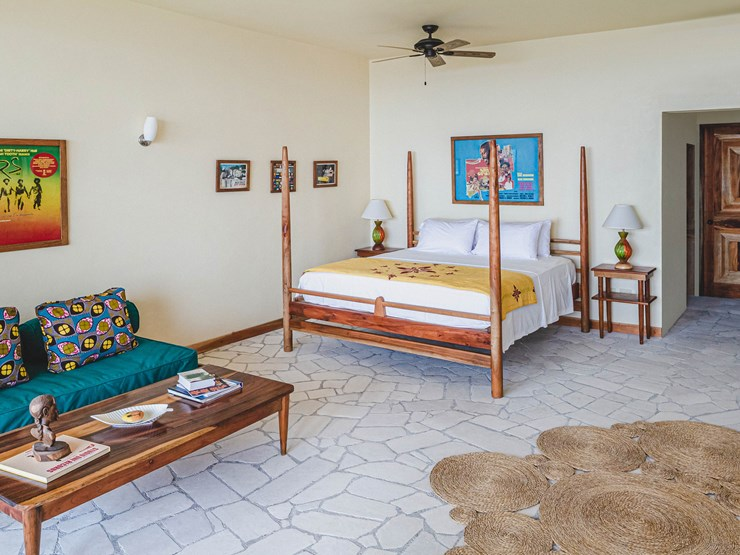Rockhouse Hotel Rooms in Negril