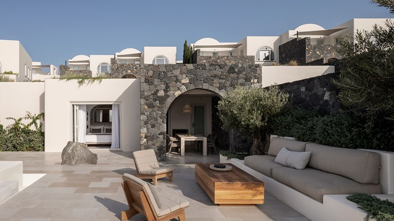 Design Series K Studio Canaves Oia Epitome Terrace Furniture Exterior View 06 002