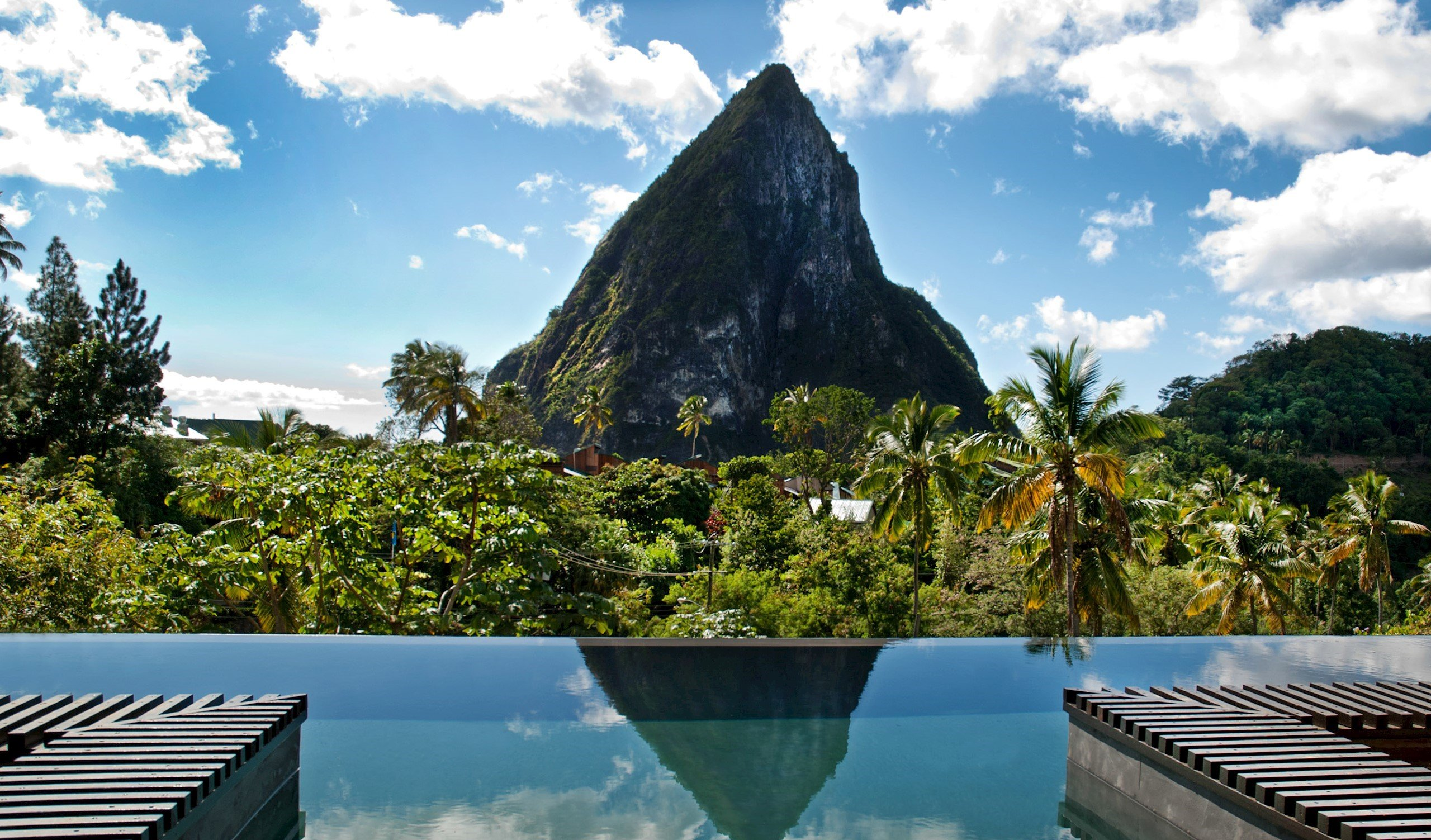 Boucan by Hotel Chocolat View in Saint Lucia