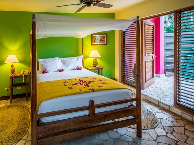 Rockhouse Hotel Design on Jamaica