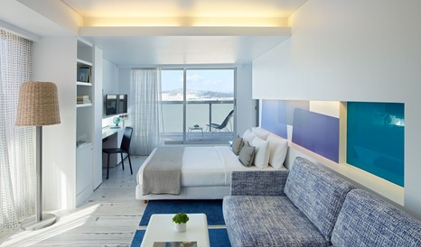 Fresh Hotel Design in Athens